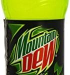 Mountain Dew Flasche