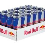 Red Bull Energy Drink 100 Dosen