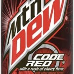 Mountain Dew Code Red Dose
