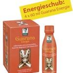 """Guarana Energie """"4 Flaschen"""""""