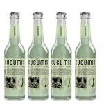 """Cucumis - Gurkenlimonade """"4 Flaschen"""""""