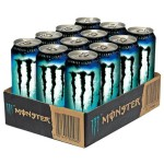 12 Dosen Monster Energy Drink Absolutely Zero a 0,5L inc. Pfand DPG - 1